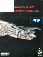 Star Fleet Command Manual - Volume II | United Federation Of Planets