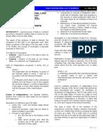 ADDU LLB PIL Second Exam Coverage