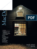 MacDowell Colony Annual Report 2010