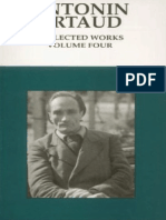Artaud, Antonin - Collected Works, Vol. 4