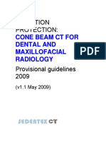 sedentexct_project_provisional_guidelines CONE BEAM CT FOR DENTAL AND MAXILO.pdf