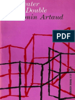 Artaud - Theater and Its Double