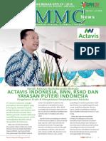 PMMC News Mei Juni 2016