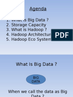 Big Data & Hadoop Arch