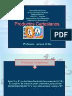 PRODUCTOS CARTESIANOS