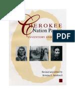 CherokeeNationPapersInventoryandIndex.pdf
