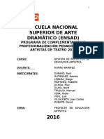 I Festival de Artistas Independientes