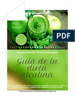 Guia de La Dieta Alcalina