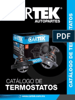CARTEKcatalogo_termostatos_cartek