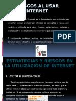Internet Seguro Riesgos y Consejos de su utilización
