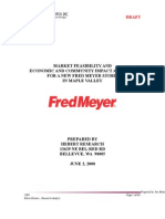 Fred Meyer Draft Report 2008-0603