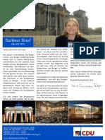 Berliner Brief Juni - 3