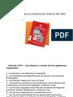 Articulo 193 de La CPPeru MODIFICADO