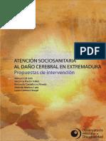 Atención Sociosanitaria Al Daño Cerebral en Extremadura