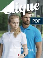 Clique Catalogo 2016