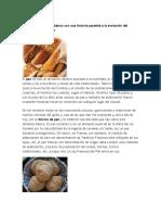 El Pan y sus beneficios nutritivos. Cosechas