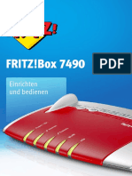 Handbuch FRITZ Box 7490