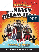 Your Presidential Fantasy Dream Team Sneak Peek