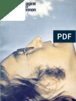 John Lennon - Imagine piano pdf