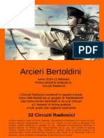 Radionici Base Arcieri Bertoldini Volume 1