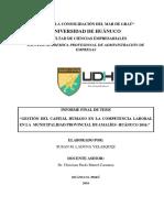 Informe Final 2016