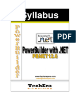 Syllabus PowerBuilder with  .NET v12.6.pdf