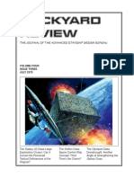 Dockyard Review,The Journal of the Advanced Starship Desing Bureau,Volume 4, Issue 3-July 2370