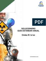 Solucionario CB32 Guía Práctica Ondas III La Luz 2016