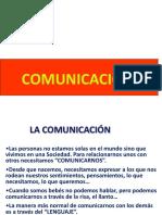 Comunicación, 2014