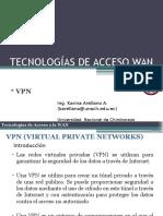 Tecnologías Acceso-wan (III) - VPN
