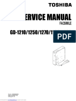 Toshiba 1210_1250_1270_1160_1260 service manual