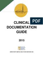 Mhsus Documentation Manual 2015