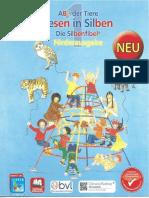 Lesebuch ABC Der Tiere I Klasse