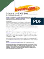 Manual de DOSBox