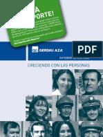 Reporte RSE 2008