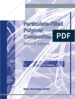 Particulate Filled Polymer Composites 2nd Edition Chapter 8 Filled Thermoplastics