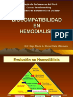 Biocompatibilidad en Hd