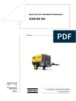 Manual de Partes ATC XAS 186 Dd