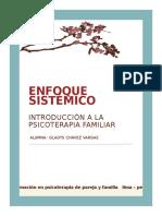 Enfoque sistémico en Psicoterapia Familiar