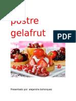 postre gelafrut