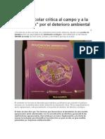 Manual Escolar Critica Al Campo