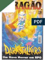 Dragão Brasil Especial 12 - Darkstalker