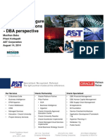 Install and Configure Fusion Applications - DBA Perspective