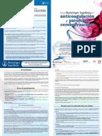 Diptico Ccc Anticoagulacion y Pcv a
