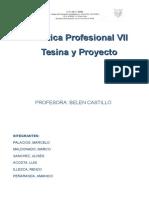 Fabrica de Revestimiento-tesina y Proyecto Ultimo