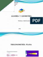 APUNTE Algebra y Geometría