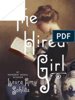 The Hired Girl - Laura Amy Schlitz