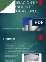 Calibracion de Tanques de Hidrocarburos