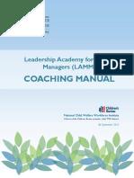LAMM Coaching Manual