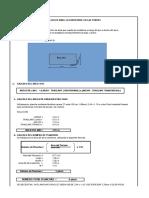 2.- Calculo Cobertura Fibraforte